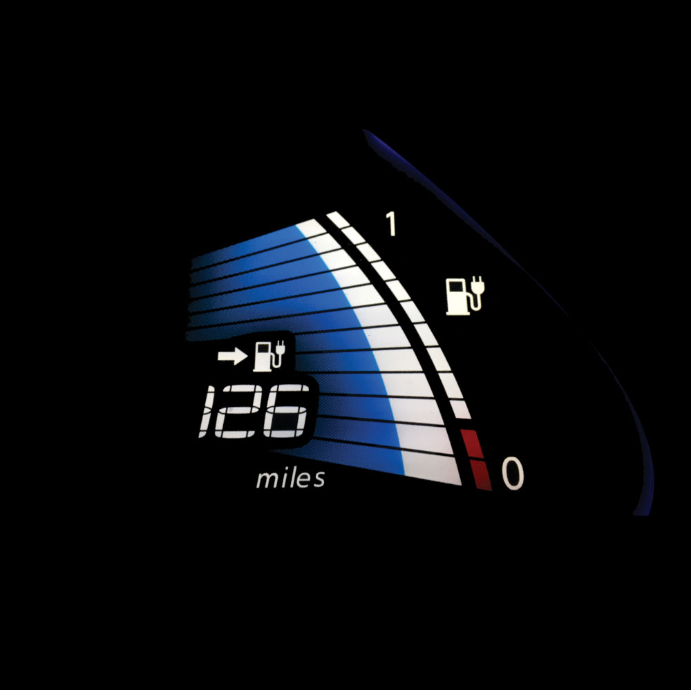 Ev diary nissan leaf tekna 30kwh greenfleet for 80kw ac synchronous electric motor