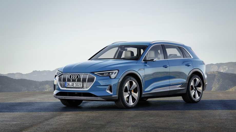 Audi taking orders for e-Tron