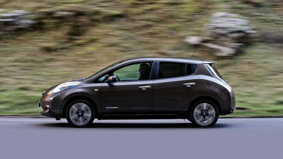 Ev Diary Nissan Leaf Tekna 30kwh Greenfleet