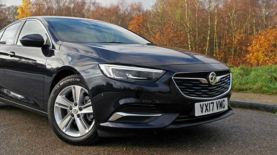Road test: Vauxhall Insignia Grand Sport Tech Line Nav 1 6