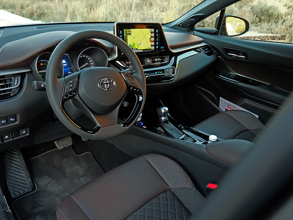 First Drive Toyota C Hr Hybrid Greenfleet